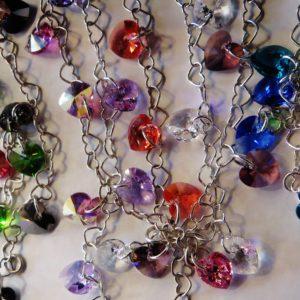 Bracelet cœurs
