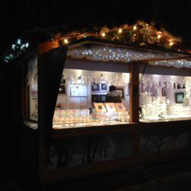 Arbres de Vie au Marché de Noël de Strasbourg