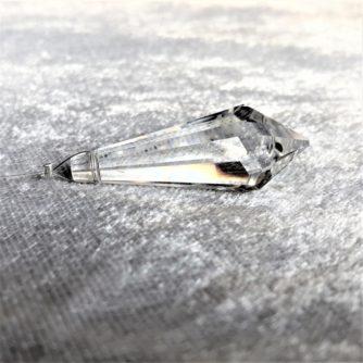 Prisme Pendule cristal Swarovski sur câble bijou de fenêtre attrape lumière